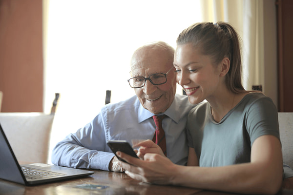 The app to keep families connected